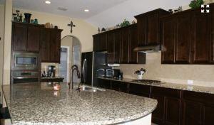 554 Mission Hill Run New Braunfels Texas 78132 - kitchen