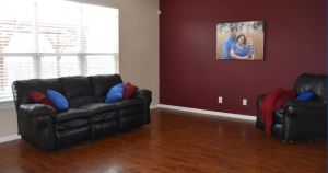 10962 Geneva Moon San Antonio Texas 78254 - living room