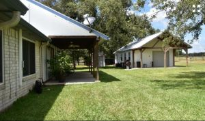 1190 Copperhead Drive Seguin Texas 78155 - backyard acreage