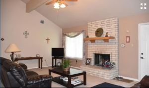 1190 Copperhead Drive Seguin Texas 78155 - living room