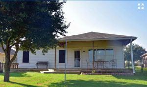 3717 Columbia Drive Cibolo Texas 78108 - exterior back